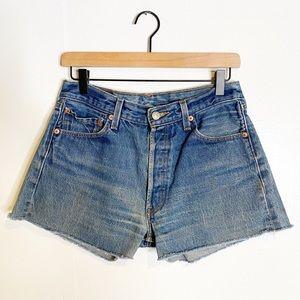 Levi's | 501's Cut-off Jeans Shorts